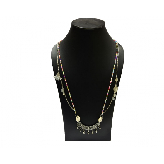Beads India Papyrus 23102016 Necklace