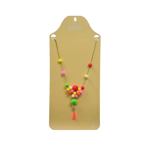 Beads India Spring Bouget 21102016 Necklace