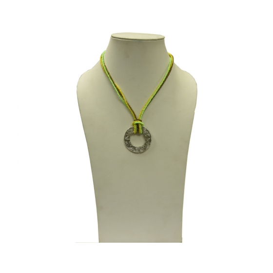 Beads India Limeade 09112016 Necklace