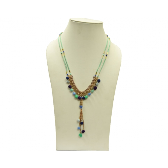 Beads India Majesty 12112016 Necklace