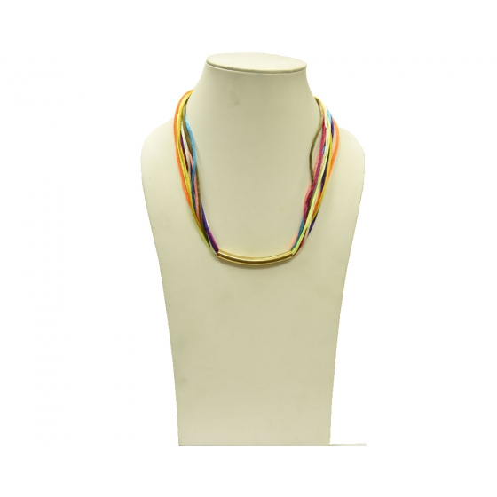 Beads India Sunny Lime 16112016 Necklace