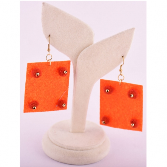 Beads India Flame 1404410 Earrings