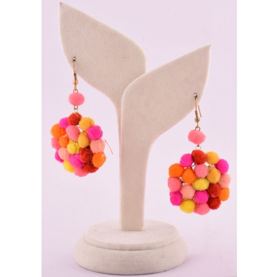 Beads India Desert Flower 1404436 Earrings