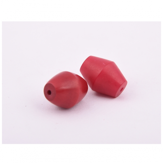 Beads India 1700036  Handcrafted Resin Beads/Discounts Above 500 pcs