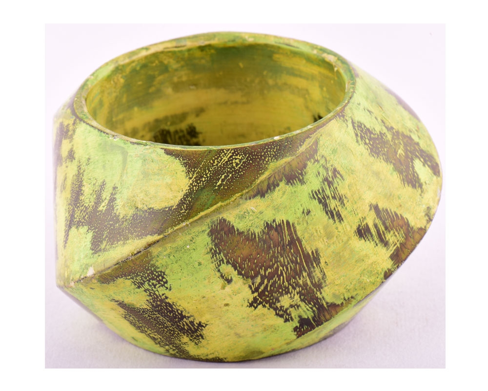 Beads India Golden Olive 1402009 Bangle