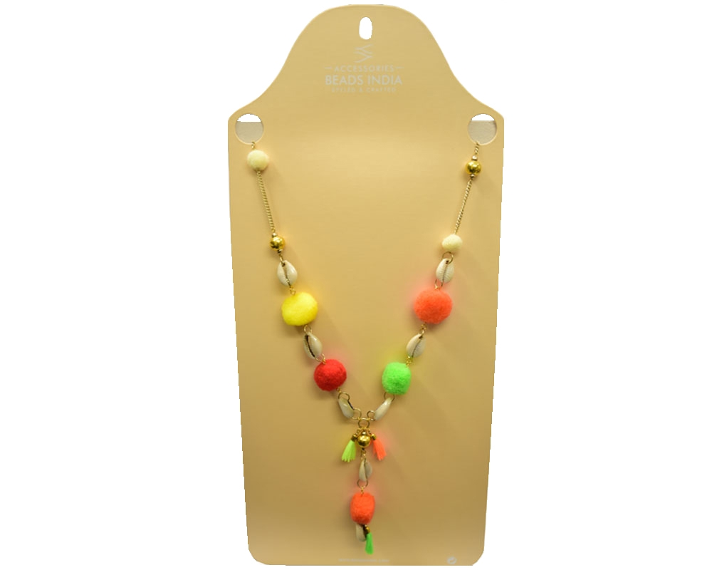 Beads India Bird of Paradise 21102016 Necklace
