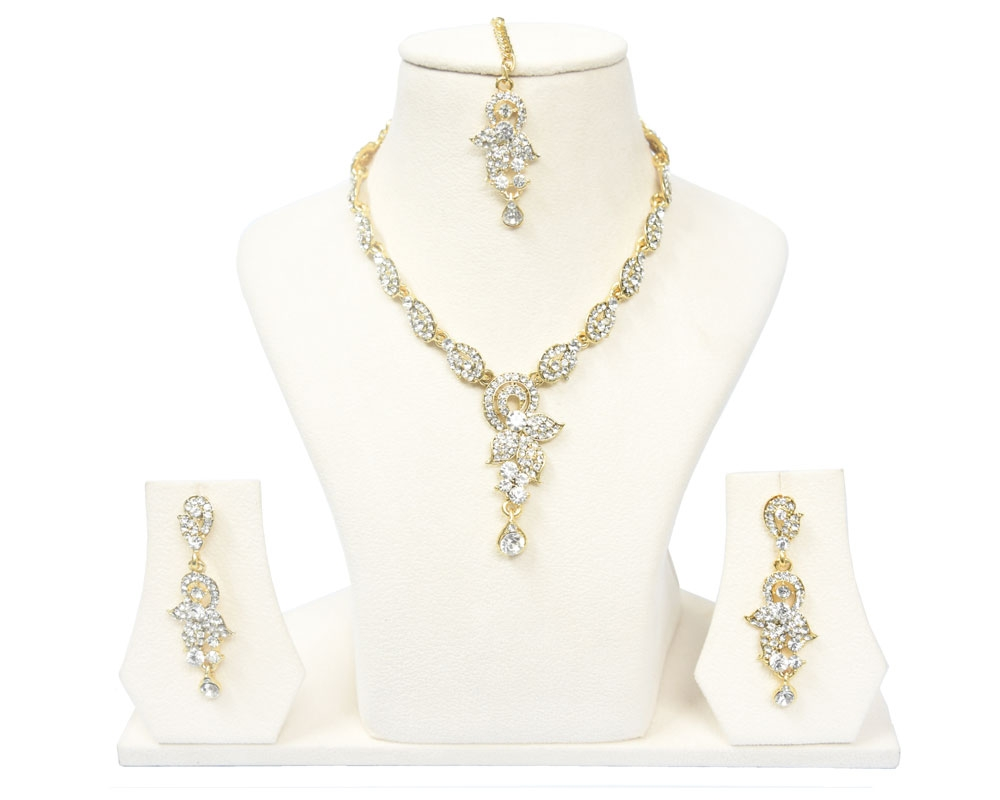 Beads India Turtledove Necklace Set 290916