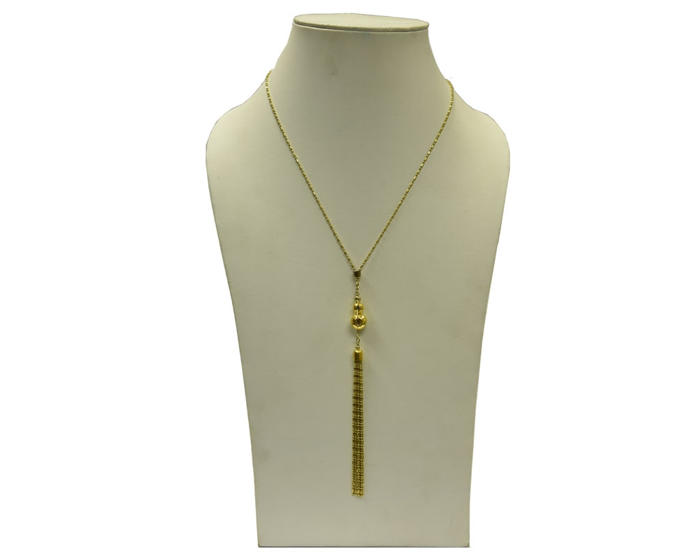 Beads India Beeswax 09112016 Necklace