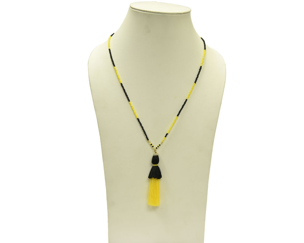 Beads India Aspen Gold 12112016 Necklace