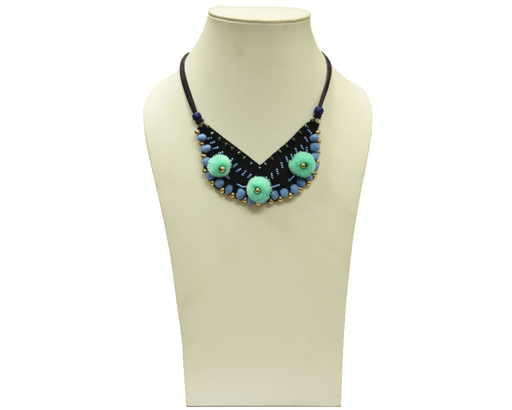 Beads India Nightshade 16112016 Necklace