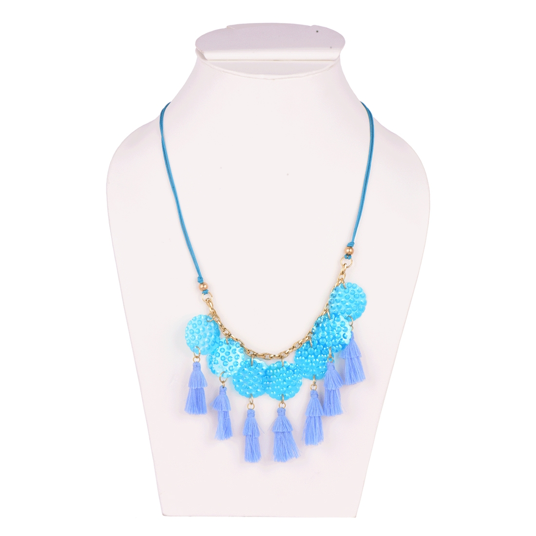 Beads India Bonnie Blue 1404460 Necklace