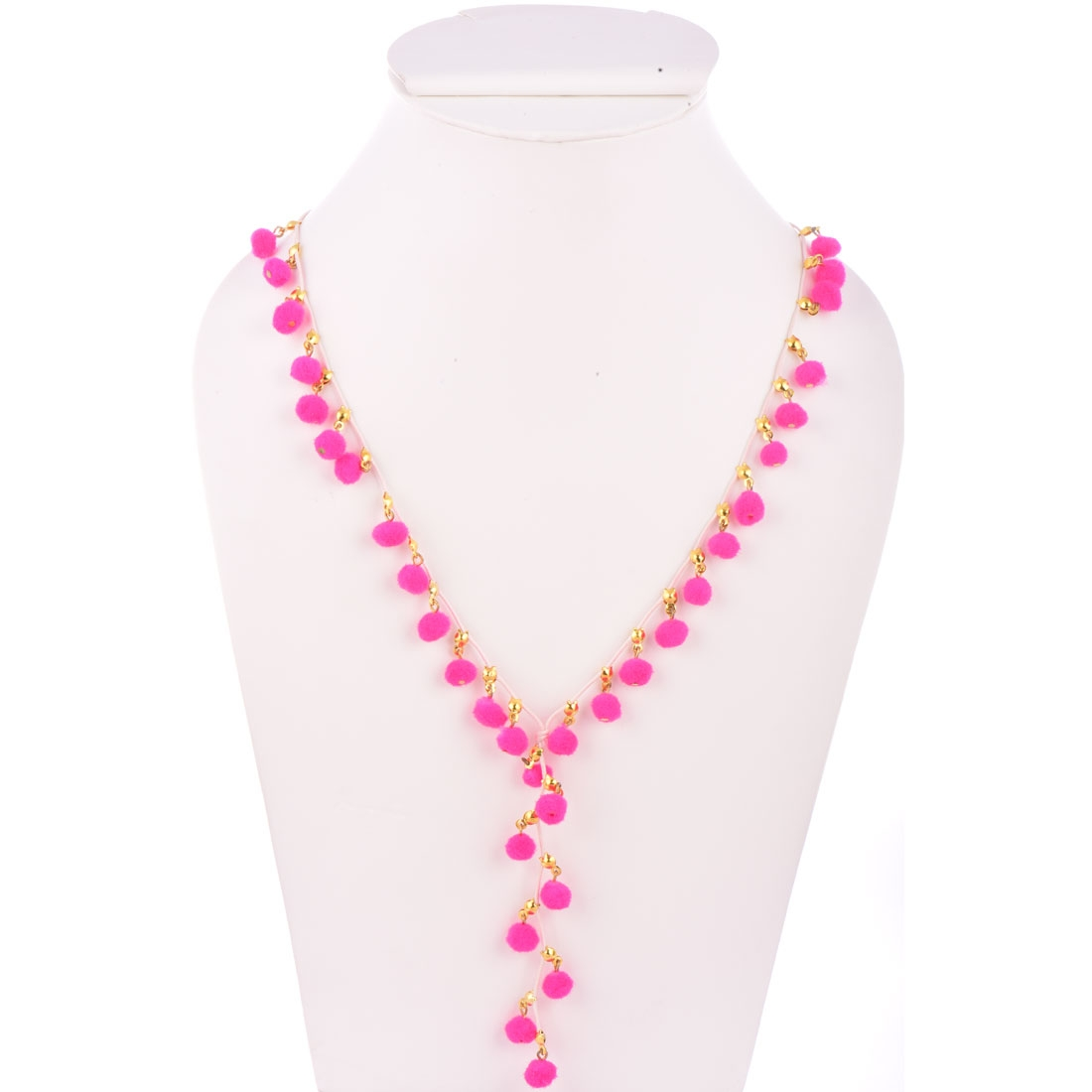 Beads India Azalia Pink 1404475 Necklace