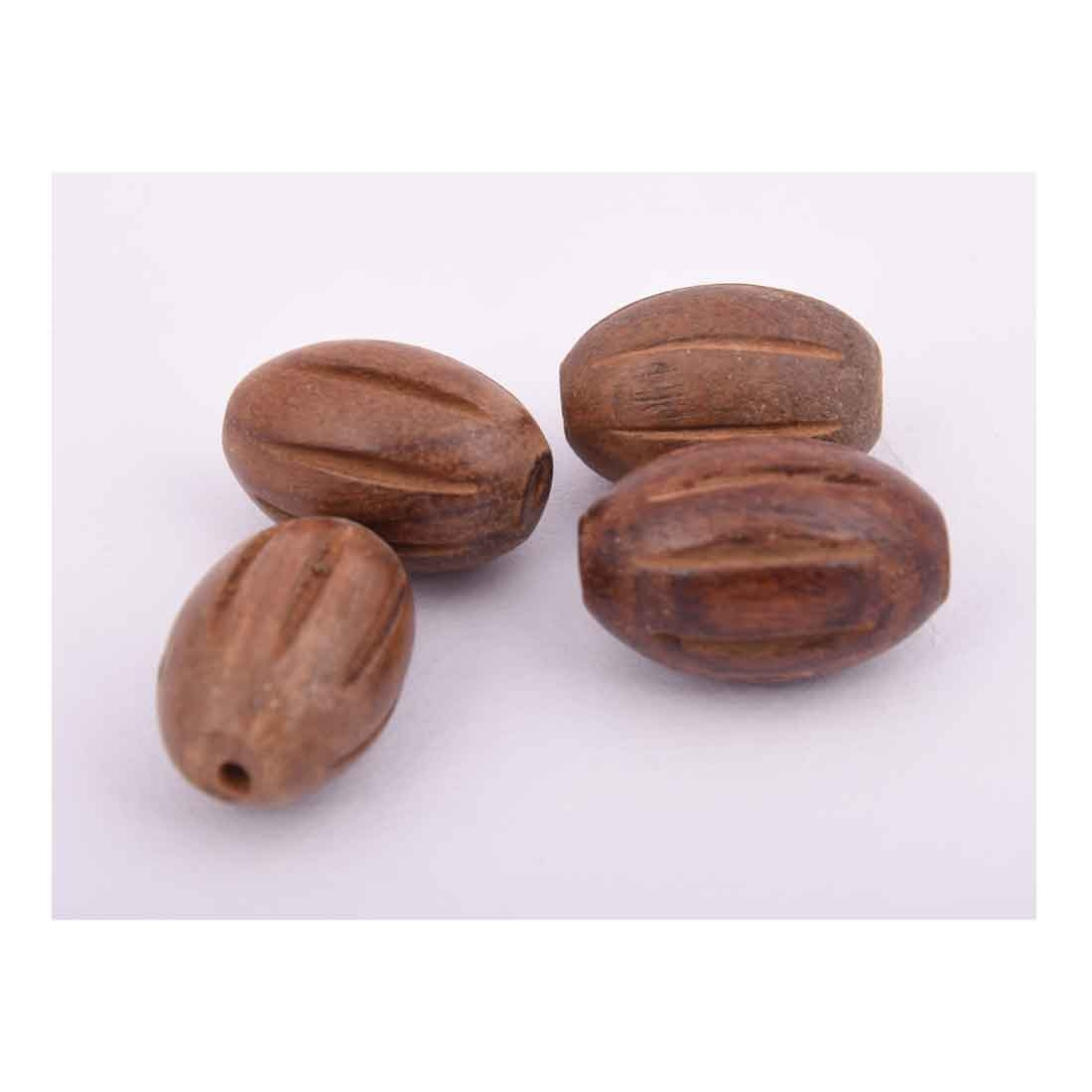 Beads India 1700013 Handcrafted Wooden Beads/Discounts Above 500 pcs