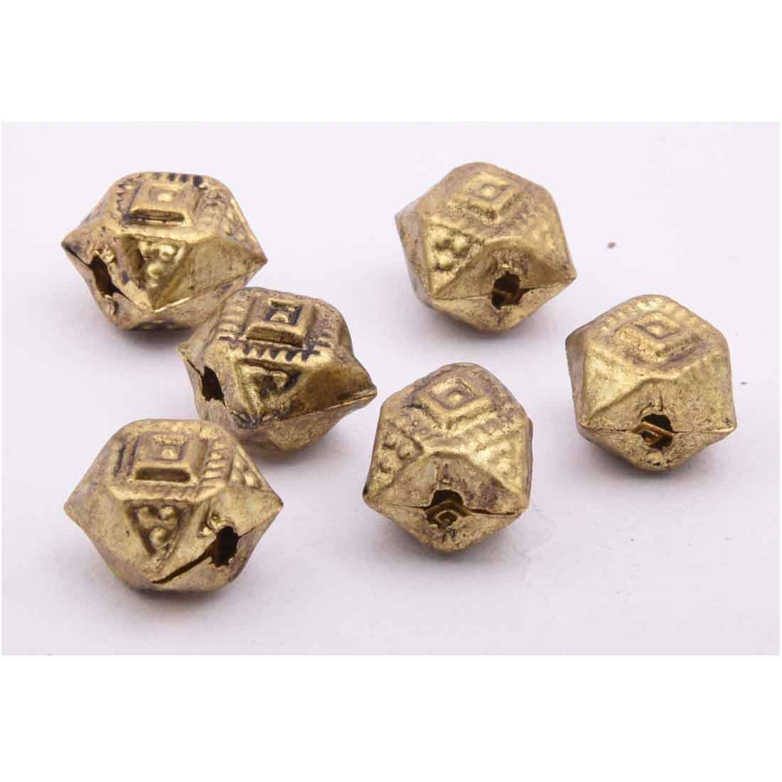 Beads India 1700041  Handcrafted Metal Beads/Discounts Above 500 pcs