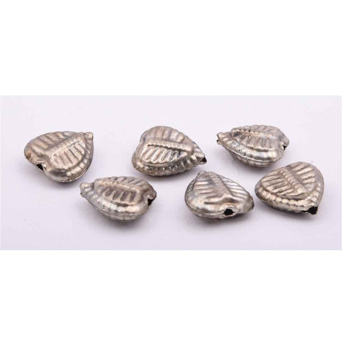 Beads India 1700050  Handcrafted Metal Beads/Discounts Above 500 pcs