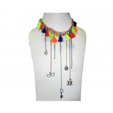 Beads India Sparkling Colours 23102016 Necklace