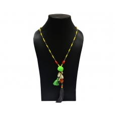 Beads India Green Flash 03112016 Necklace