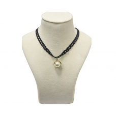 Beads India Pearled Ivory Necklace 031016