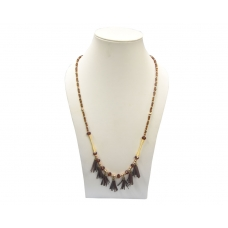 Beads India Root Beer 23102016 Necklace