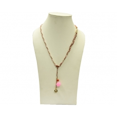 Beads India Holly Berry 12112016 Necklace