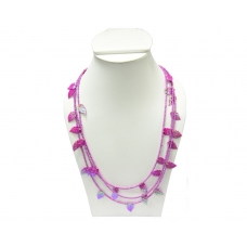 Beads India Radiat Orchid 1404396 Necklace