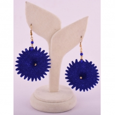 Beads India Dazzling blue 1404426 Earrings