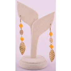 Beads India Gold Fussion 1404432 Earrings