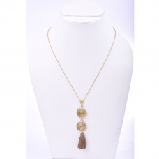 Beads India Rich Gold 1404552 Necklace