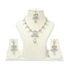 Beads India Cloud Dancer 280916 Necklace Set
