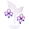 Beads India Dazzling Blue 1404509 Earrings