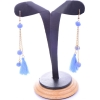 Beads India Ethereal Blue 1404531 Earrings